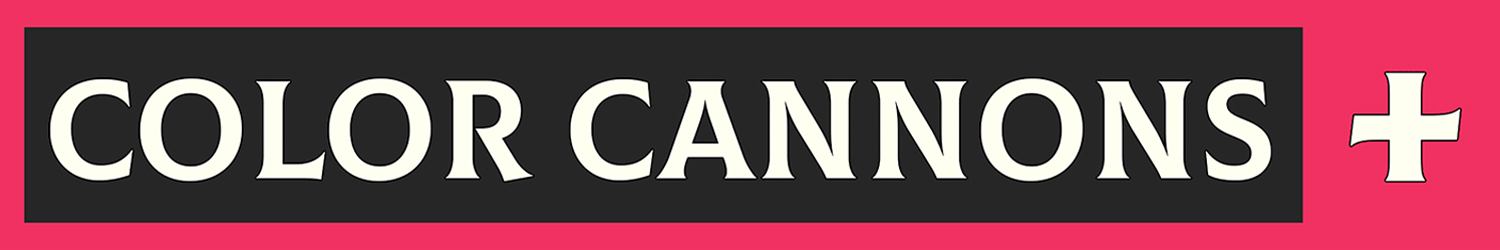 Color Cannons+ Logo